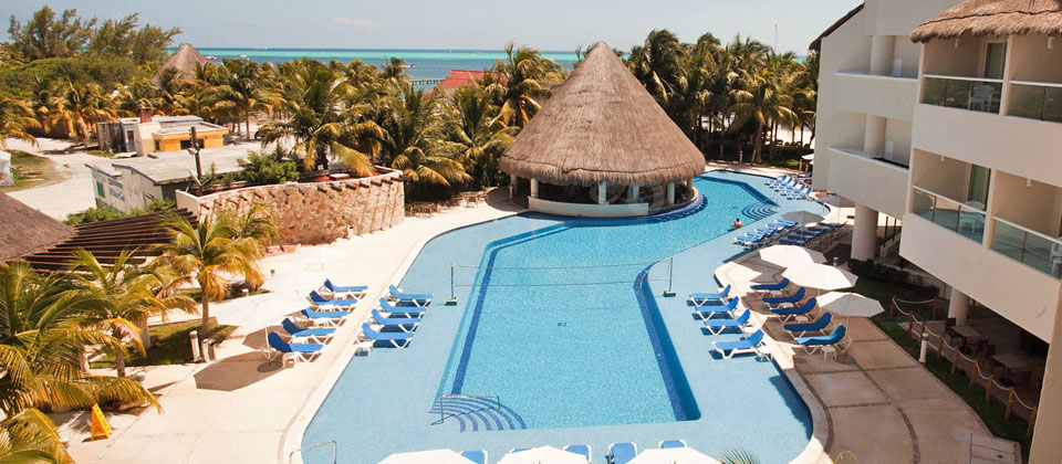 Isla Mujeres Palace - All Inclusive - Couples Only - Beach Resort